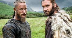 Ragnar Lodbrok and Rollo Lodbrok