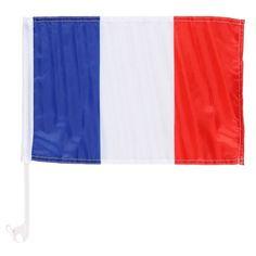 Unique  uac Cdiscount CdiscountFrance Euro Bleus Drapeau Supporter France X cm