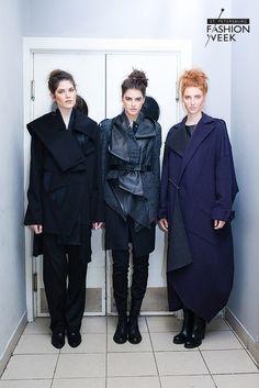 "BACKSTAGE_SS 14 Модный дом ""Харлен"" spbfashionweek.ru #spbfw #backstage #harlen #fashion #designer #ss14 #style #elegant"