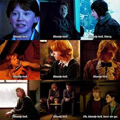 Oh Ron....