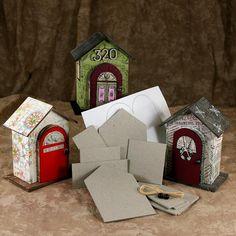 Club Scrap - Hidden Doorways Project Components #2230