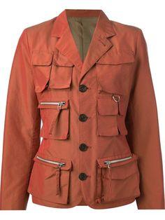 Jean Paul Gaultier Vintage 'hunting' Jacket - House Of Liza - Farfetch.com