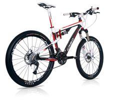 Bicicleta Krbo XC FULL Bicicleta MTB doble suspensión https://www.facebook.com/KRBObike