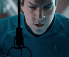 Spock Can't Catch A Break