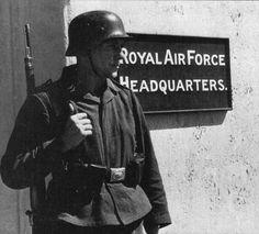 1 July 1940 worldwartwo.filminspector.com German soldier Channel Islands
