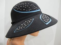 Jack MConnell open work #millinery #judithm #hats