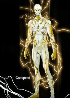 6 flash godspeed