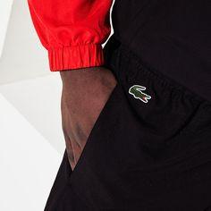 Men's Lacoste SPORT Light Colourblock Tracksuit | LACOSTE Lacoste Tracksuit, Lacoste Sport, Underwear, Photos, Zipper, Brazil, Sports, Jackets, Clothes