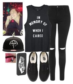"""""""Luke Hemmings Inspiration Outfit"""" by alexfabulouskilljoys ❤ liked on Polyvore featuring Topshop and Vans"""