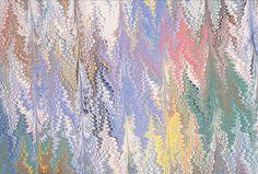 modern by norma rubovitz Bookbinding, Ephemera, Marble, Paper, Prints, Artist, Color Palettes, Vintage, Modern