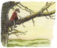 100 Acre Wood ~ E.H. Shepard