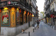 Calle de Moratín