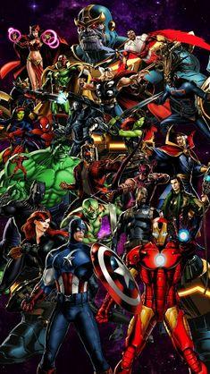 The Avengers Wallpaper for Smartphone