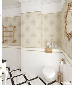 Design Interior Apartament în stil Neoclasic, Complex VallettaCreativ Interior Clawfoot Bathtub, Alcove, Design Interior