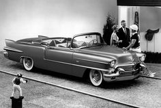 Cadillac Eldorado Biarritz Convertible 1956