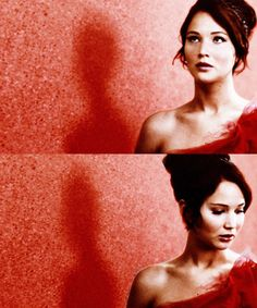 Katniss Everdeen. She is so pure and innocent. We need more people like her in this world of ours.