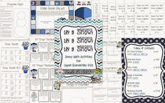Ideas By Jivey: For the Classroom: Let it Snow Math Unit! for BIG KIDS! (4th & 5th grade)