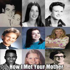 Genevieve Padalecki how i met your mother