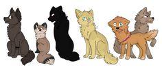 Teen Wolf as wolves :D by Phewmonsuta.deviantart.com on @DeviantArt