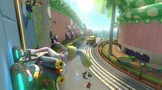 Mario Kart 8 release causes 666% upturn in UK WIi U console sales
