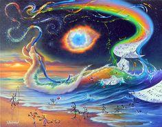 God Is An Artist