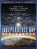 Independence Day: Resurgence [3D] [Blu-ray] [Blu-ray/Blu-ray 3D] [2016]