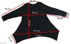 NEW LAGENLOOK TUNIC WITH SEQUINS STUDS BIG SIZE TUNIC JERSEY LAGEN LOOK TOP | eBay