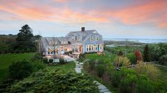 Inspirato's Shearwater residence in Nantucket.
