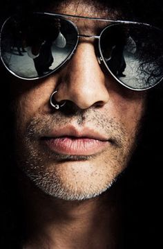 Iconic Eyewear: Slash (guns n roses)