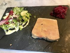 Restaurant L'Ogenblik - Foie d'oie maison