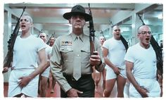Get bigger lower hanging testicles and improve your sexual confidence (Scene: Full Metal Jacket - 1987)