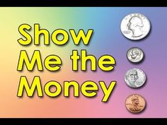 Counting money and identifying coins is easy. In this video I show each of the coins from the front and back. The video also teaches the value of the coin th...