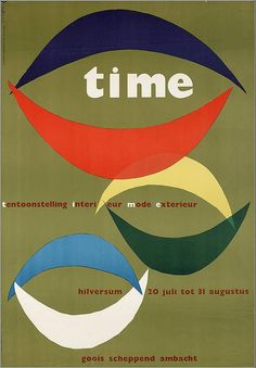 Design by Cor van Velsen : 1958