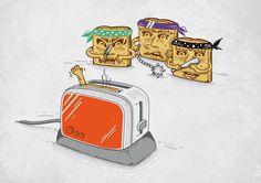 Toast Mafia