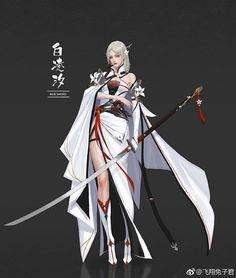 Female Character Design, Character Design Inspiration, Character Concept, Character Art, Fantasy Art Women, Beautiful Fantasy Art, Fantasy Girl, Anime Warrior, Fantasy Warrior