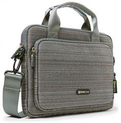 Evecase 11.6''  12.5'' Notebook Chromebook Laptop Ultrabook Suit Fabric Case