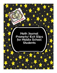 Making learning visible through journaling about Math
