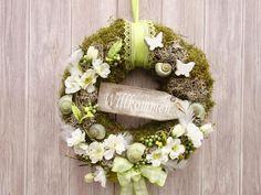 1 Advent, Grapevine Wreath, Grape Vines, Floral Wreath, Wreaths, Image, Decor, Pink, Christmas Decorations