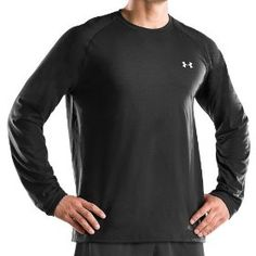 Men's UA Tech Longsleeve T-Shirt Tops by Under Armour, (cold gear, under armour, under armor, base layer, active, athletic shirts, cycling, mens, all season gear, allseasongear), via https://myamzn.heroku.com/go/B000ARDAEG/Mens-UA-Tech-trade-Longsleeve-T-Shirt-Tops-by-Under-Armour