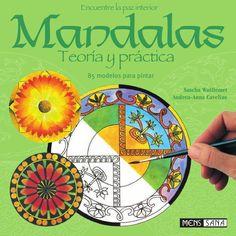 Mandalas teoría y práctica  Mandala es una voz sánscrita que significa «círculo» y simboliza el origen de la vida. Esta imagen circular está almacenada en nuestro subconsciente. Pintar un mandala nos ayuda a dirigir todas las fuerzas dispersas de la mente y del alma hacia el centro de nuestro Yo. Gracias a su forma concéntrica refuerza el proceso de abstracción, la capacidad de concentración y nos ayuda a relajarnos.