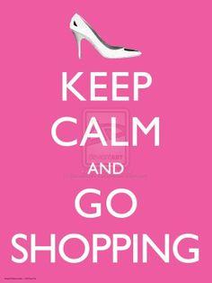 Shopping! Shopping! Shopping! deanelmor