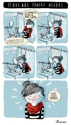 """Ilustradores: Agustina guerrero y """"Diario de una volátil"""""""