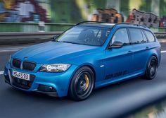 BMW M350d by BBM Motorsport