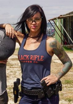 The 3 Hottest things in the world are, Gals, guns, & bows! Alex Zedra, Hunting Girls, Warrior Girl, Military Women, N Girls, Badass Women, Sexy Hot Girls, Country Girls, Guns