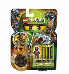 LEGO Ninjago 9572 NRG Cole by LEGO. $18.49. Battle with your friends. Collect all of the Ninjago spinners and characters for endless Spinjitzu fun. Spin NRG Cole on the earth transparent spinner. Attach the crown for an even cooler spinner. From the Manufacturer                Spin your way to victory. NRG Cole has transformed into pure earth energy and is about to take his Spinjitzu skills to the next level. Use the 4 battle cards included to influence the outcome. Se...