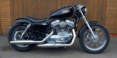 Harley Sportster xl 883 low