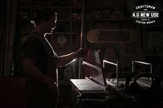 TIENDA - A.G new use - Diseño y creación de mobiliario, original creativo y exclusivo.