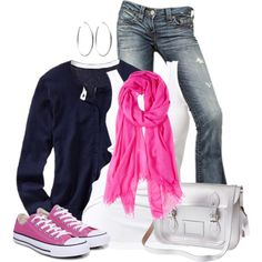 """Colorful Scarves"" by wishlist123 on Polyvore"