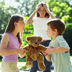 How can you control sibling rivalry between your baby and your toddler? Check it out at www.parentresourcecentre.com.