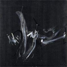 Composition - Jean Degottex